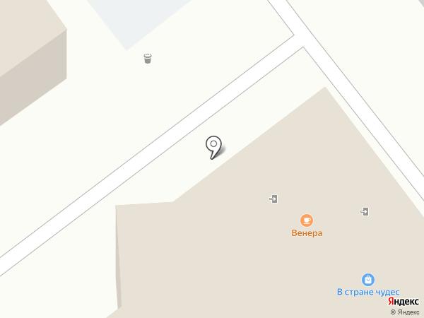 Сим сим на карте Ульяновска