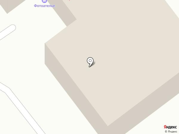 Аквамастер на карте Ульяновска