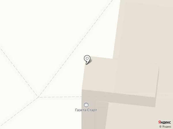 Производственная компания на карте Ульяновска