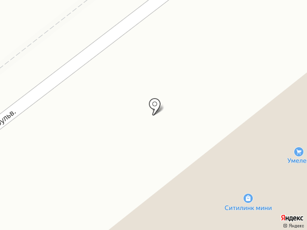 ТехноРай73 на карте Ульяновска