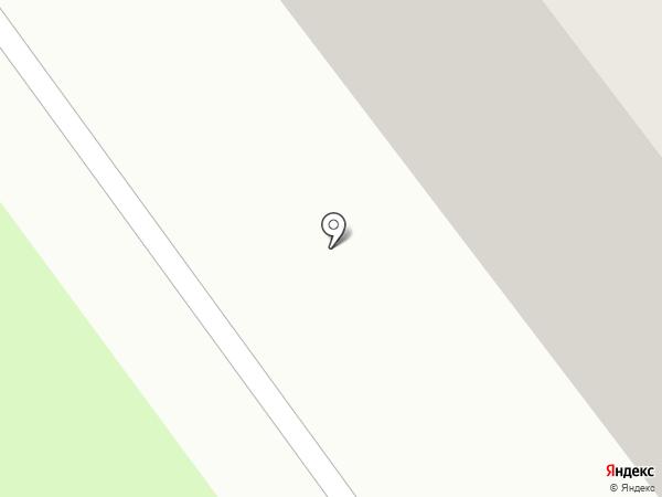 Социальная парикмахерская на карте Ульяновска