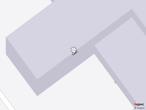 Ульяновский государственный университет на карте Ульяновска