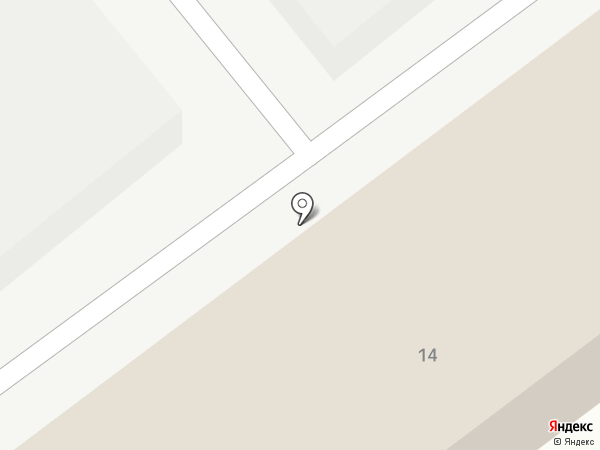 Автостар на карте Ульяновска
