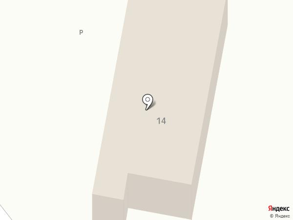 Автотри на карте Айши