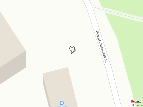 Бистро на карте Свияжска