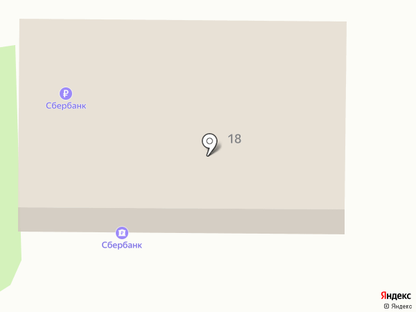 Сбербанк, ПАО на карте Васильево