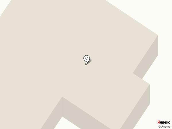 Селена на карте Архангельского