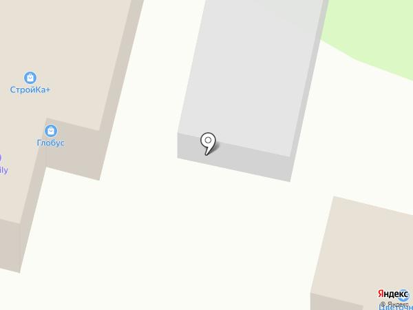 Ателье на карте Васильево