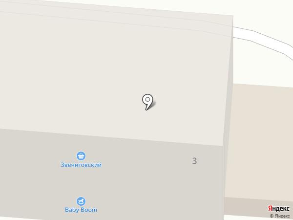 Гео-Сервис на карте Васильево