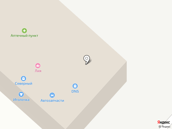 ЛайтТранс на карте Васильево