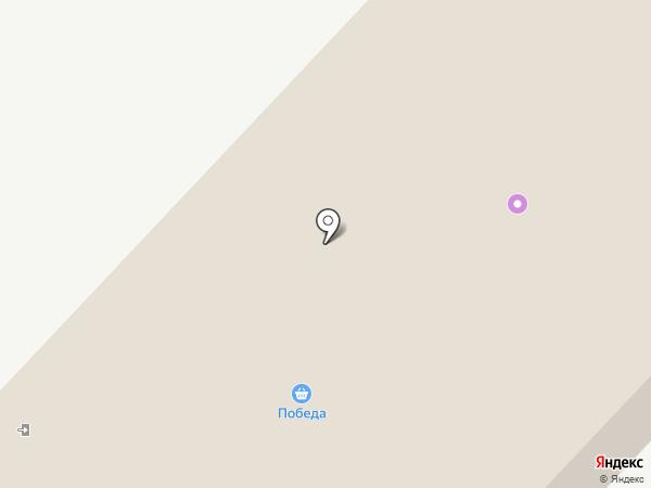 Находка на карте Васильево