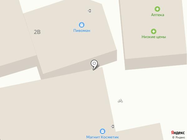 Магнит на карте Васильево