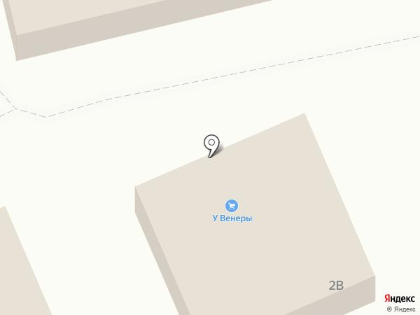 У Венеры на карте Васильево