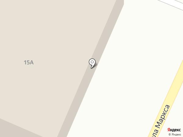 Салон ритуальных услуг на карте Васильево
