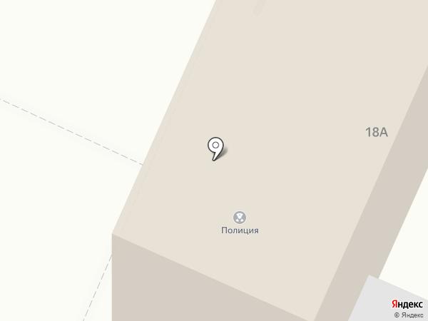 Отдел полиции на карте Васильево