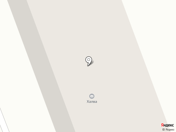 Хозяин на карте Васильево