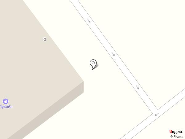 АЗС Лукойл на карте Казани