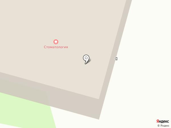 Стоматологический центр на карте Октябрьского