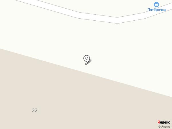 Продуктовый магазин на карте Больших Ключей