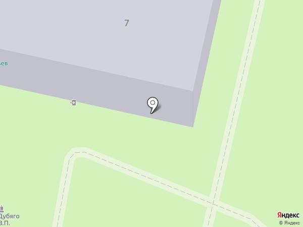 Астрономическая обсерватория им. В.П. Энгельгардта на карте Октябрьского