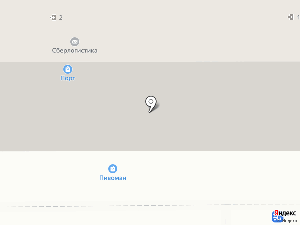 Глобус на карте Казани