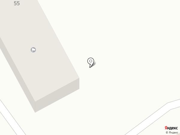 Нижнеуслонское сельское поселение на карте Нижнего Услона