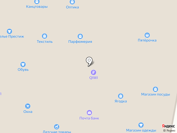 МегаФон на карте Ягодного