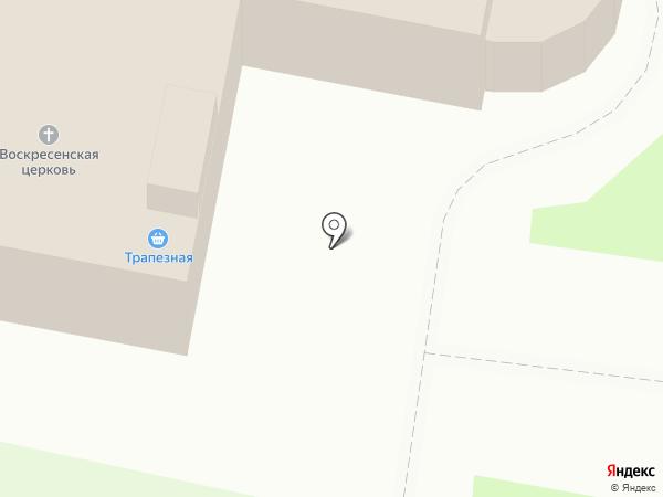 Катана на карте Ягодного
