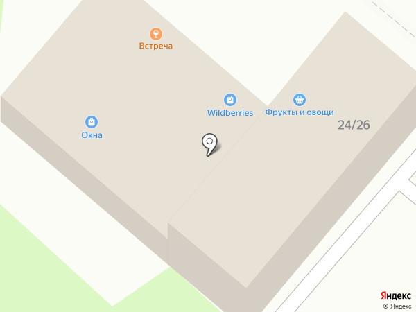 То, что надо на карте Казани