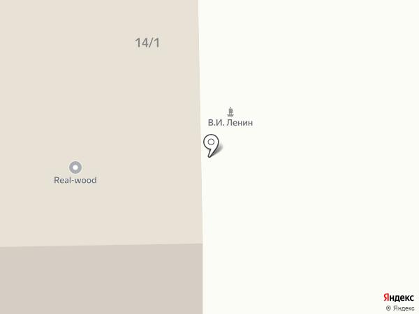Эра на карте Казани