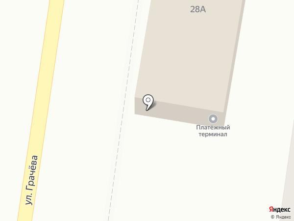 Фабрика качества на карте Ягодного