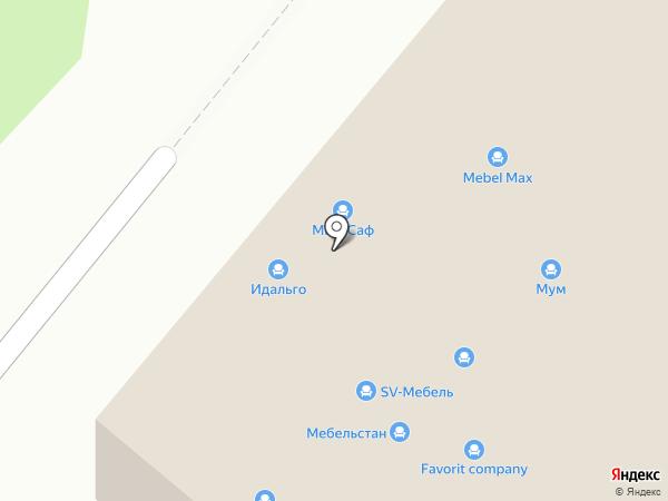 СоулуГранд на карте Казани