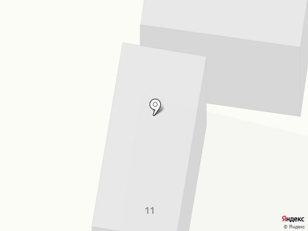 Пункт приема металла на карте Ягодного