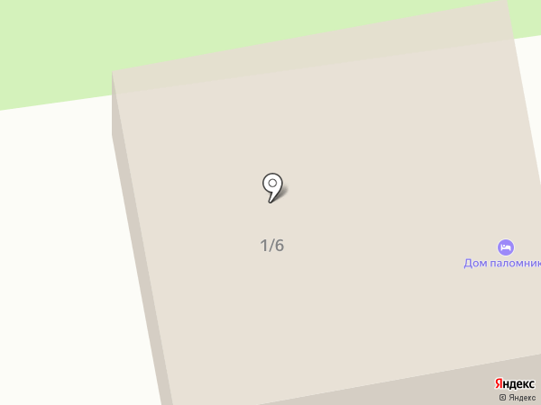 Дом поломника на карте Казани