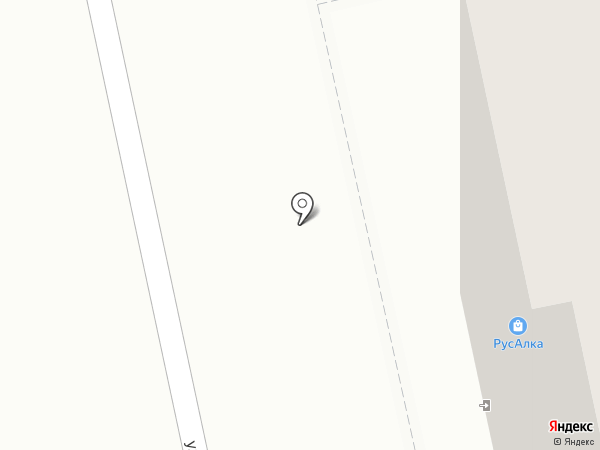 Техас на карте Казани