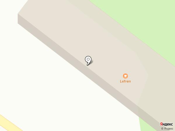 Маяк на карте Ягодного
