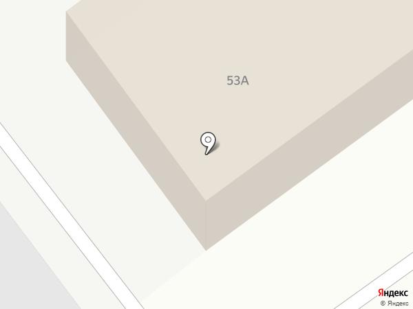 Вывеска Казань на карте Казани