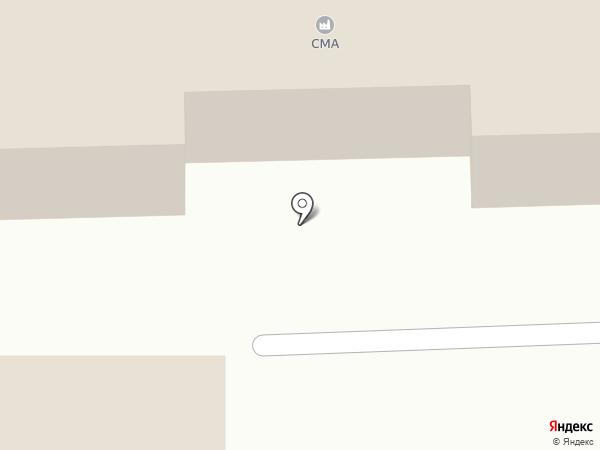 Геосет на карте Казани