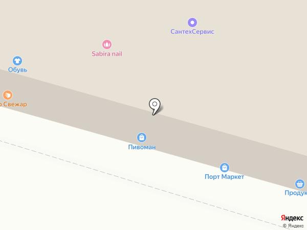 Республиканский юридический центр на карте Казани