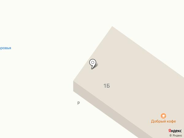 Элекснет на карте Ягодного
