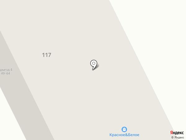 Торик на карте Казани
