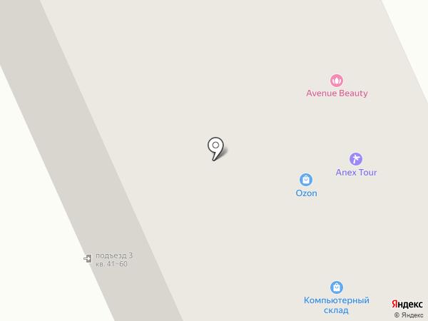 Modisto на карте Казани