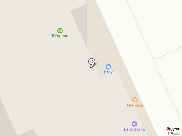 Канц на карте Казани