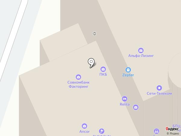 Точка на карте Казани