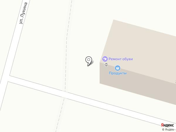 Продуктовый магазин на карте Казани