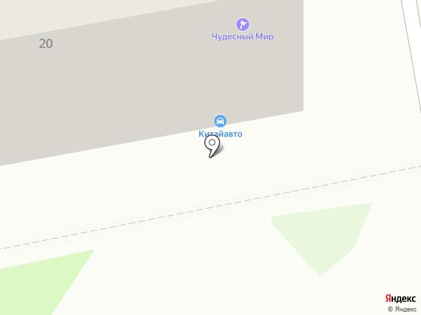 Liks Nail на карте Казани