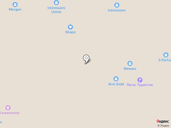 Via Tourism на карте Казани
