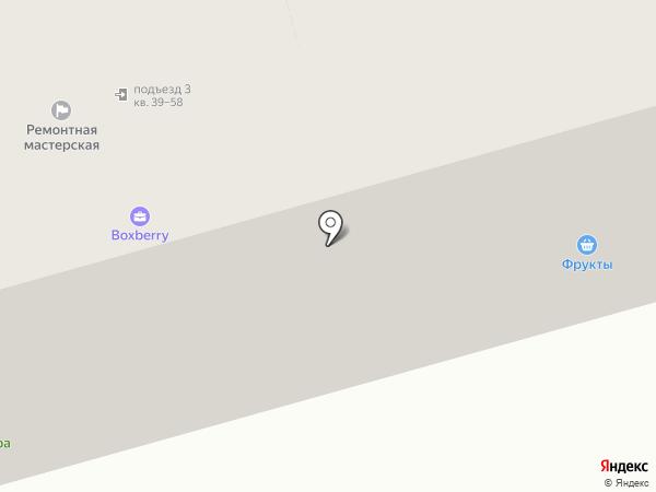 Бэлла на карте Казани