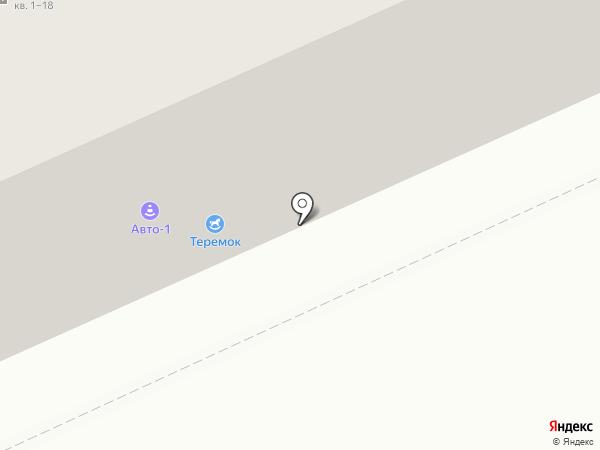 Теремок на карте Казани