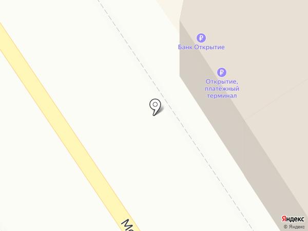 БИНБАНК, ПАО на карте Казани